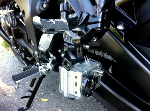 accessoire gopro moto